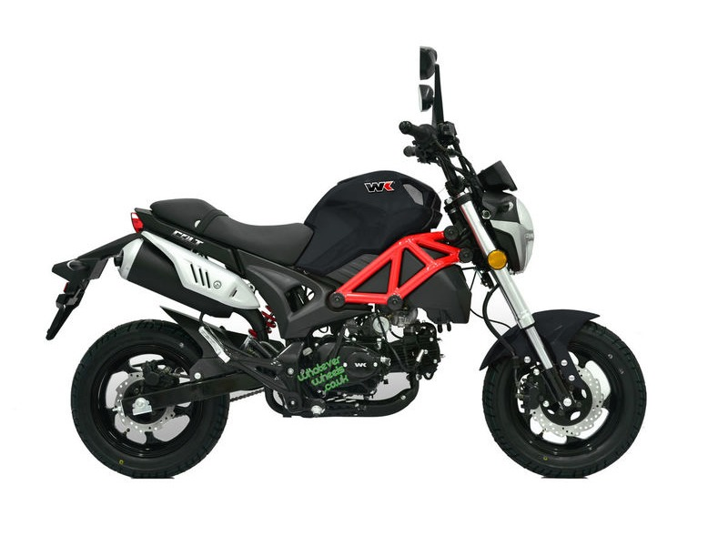 Wk Colt 50 2019 163 1499 99 New Motorcycle Scooter