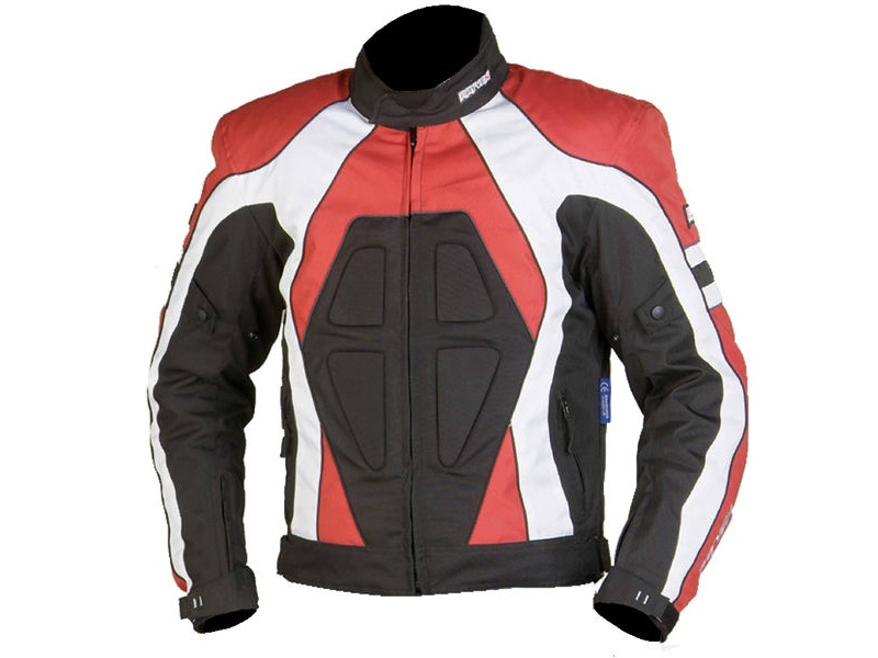 RAYVEN Stinger Jacket Red click to zoom image