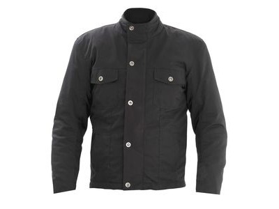 RAYVEN Fusion Jacket Black