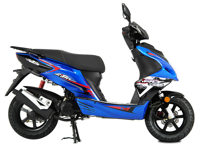 Ajs Firefox 50 2019 1380 00 New Motorcycle Scooter 50cc