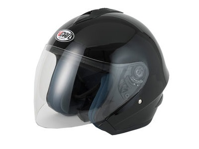 V-CAN V510 Helmet - Gloss Black