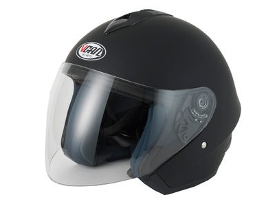 V-CAN V510 Helmet - Matt Black