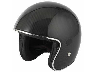 V-CAN V587 Helmet - Carbon Fibre