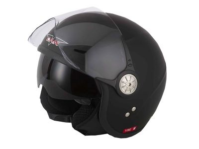 V-CAN V582 Helmet - Matt Black