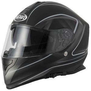 V-CAN V127 Helmet -Matt Lightning