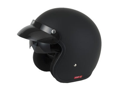 V-CAN V537 Helmet - Matt Black