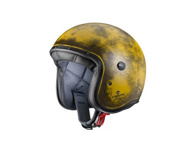 CABERG Freeride Yellow Brushed