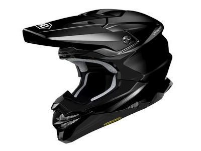 SHOEI VFX-WR Plain Black
