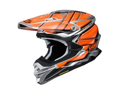 SHOEI VFX-WR Glaive TC8 Orange