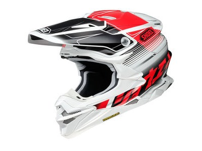 SHOEI VFX-WR Zinger TC1 Red