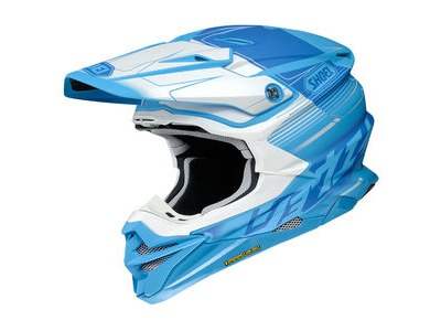 SHOEI VFX-WR Zinger TC2 Blue