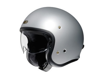SHOEI J.O. Matt light Silver
