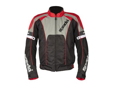 SPADA Burnout 2 Blk/Red/Grey