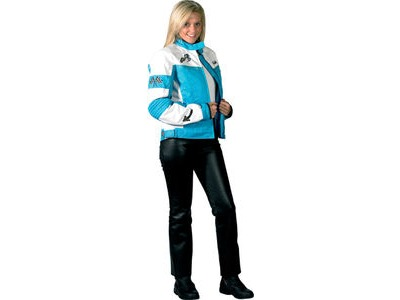 SPADA Lara Ladies Aqua Blue/White