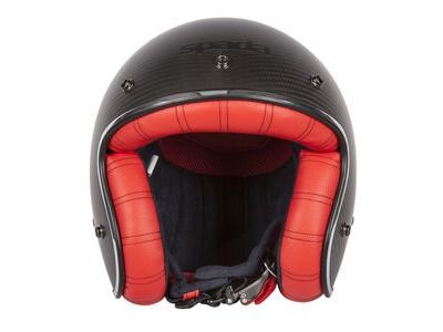 SPADA Dark Star Carbon [Interior Red]