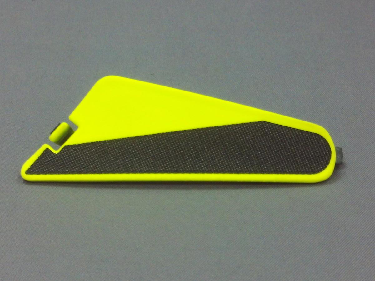 Spada RP-One Regnade Motorcycle Motorbike Black//Yellow Helmet M