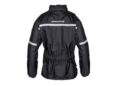 SPADA Textile Aqua Jacket Quilted Black No Armour