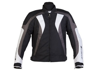 SPADA Textile Jacket RPM Black/Grey*
