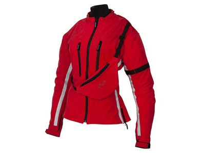 SPADA Textile Jacket Shimmy Ladies CE WP Coral
