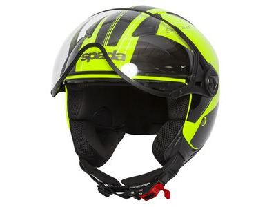 SPADA Helmet Hellion Twist Yellow