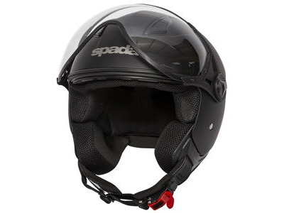 SPADA Helmet Hellion Matt Black