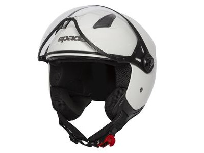 SPADA Helmet Hellion White