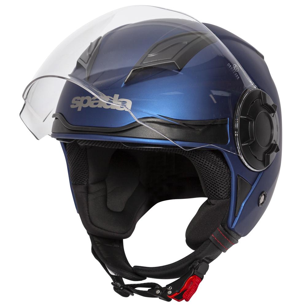 Spada Lycan Open Face Motorcycle Helmet