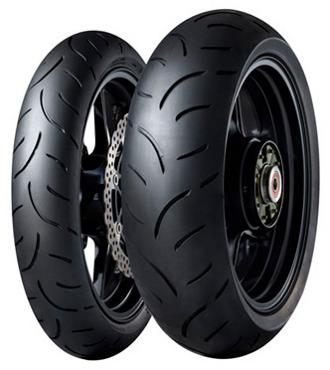 140//90-15 DUNLOP Elite 4 Rear Tire